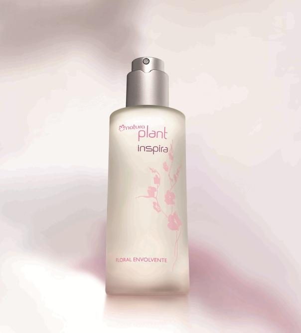 Natura Plant Inspira perfume para os cabelo